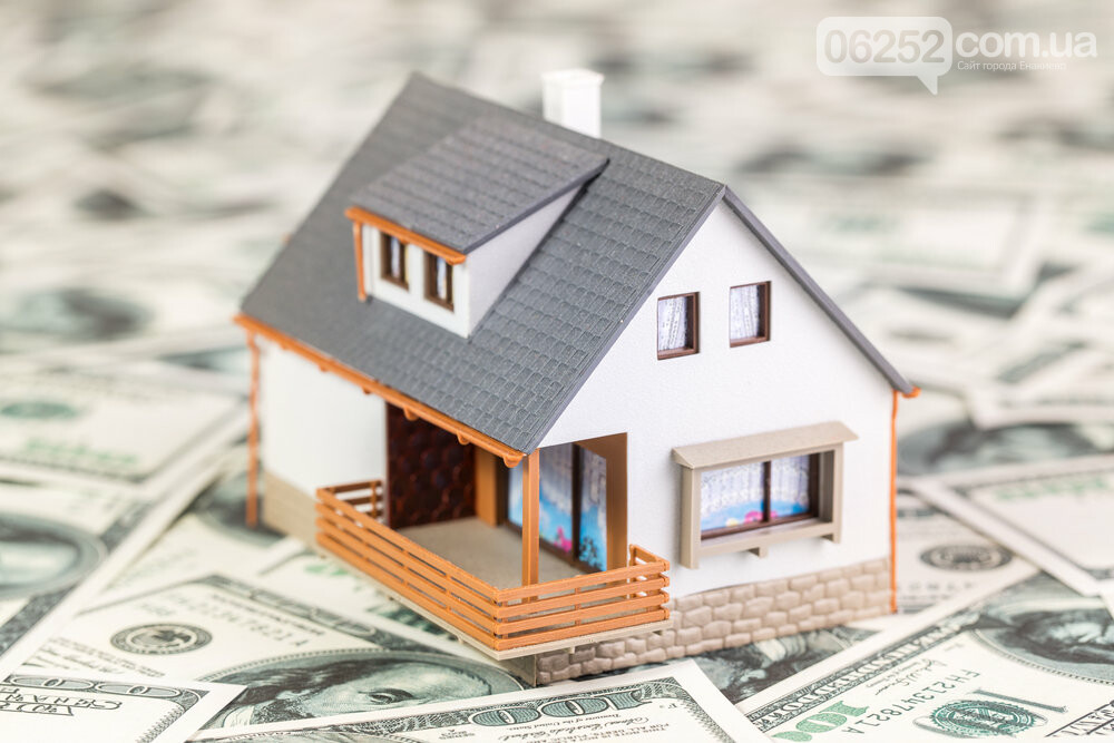 Кредиты под залог недвижимости в Енакиево