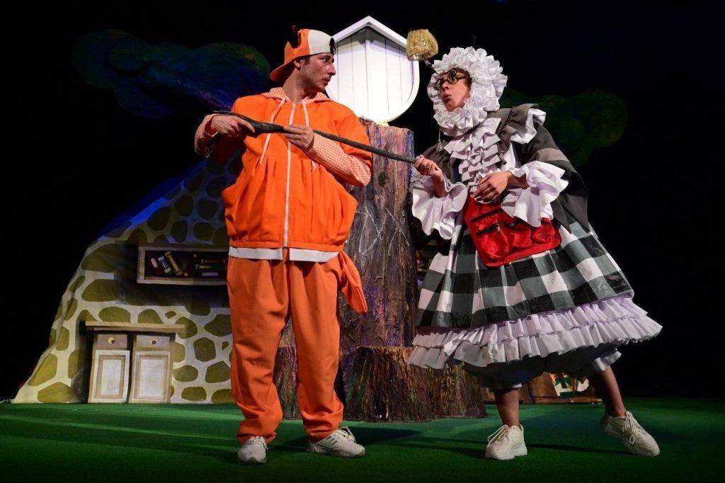Знаменитую сказку «Винни-Пух» поставит для юных зрителей донецкая муздрама к середине сентября, фото-1