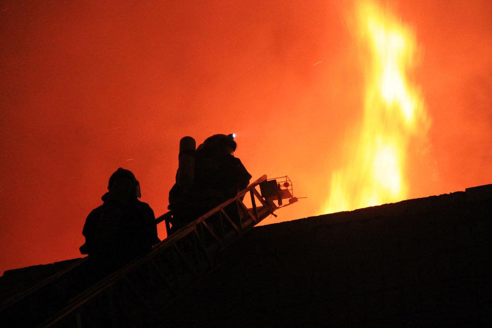 В Енакиево из горящей квартиры сотрудники МЧС спасли пятерых малолетних детей , фото-1