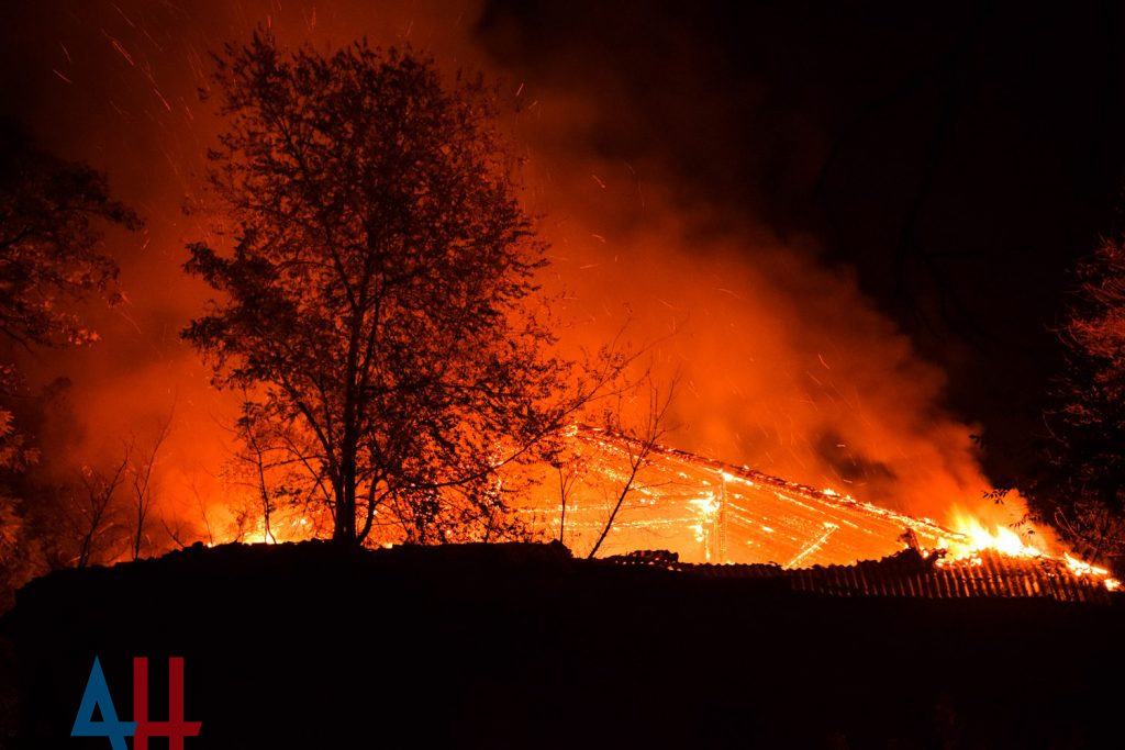 260 пожаров на территории ДНР ликвидировали сотрудники МЧС за неделю, фото-1