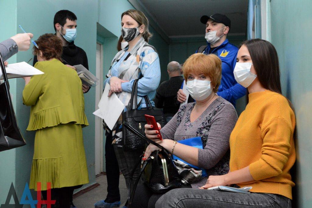На вакцинацию от коронавируса записались более 26 000 жителей ДНР, фото-1