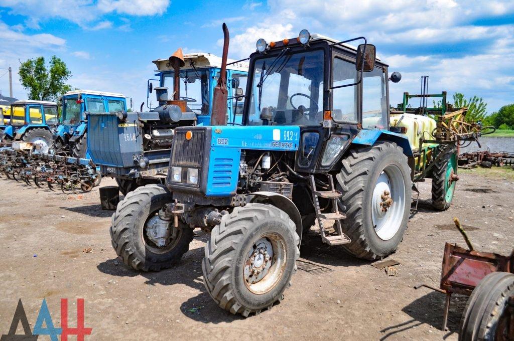Больше сельхозтехники, чем в 2020 году задействуют в посевной-2021 аграрии ДНР , фото-1