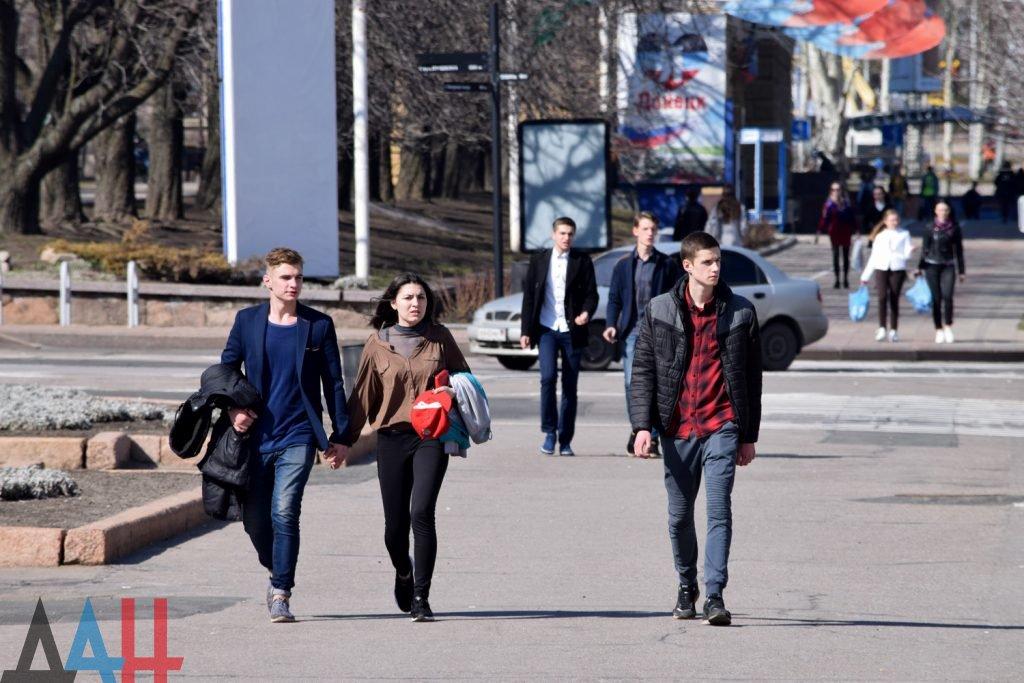 Дожди и сильный ветер вероятны в ДНР на текущей неделе, также ожидается потепление, фото-1