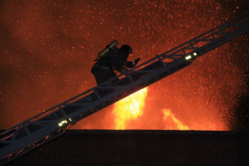 В ДНР за сутки на пожарах пострадал один человек, и еще один погиб, фото-1