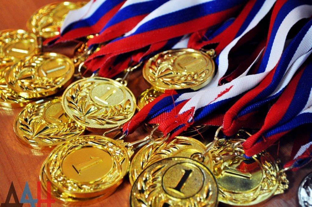 На соревнованиях в России 28 медалей завоевали спортсмены ДНР, фото-1