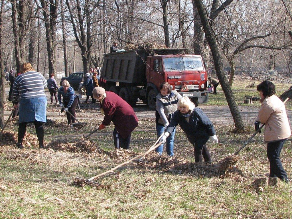 Двухмесячник по благоустройству населенных пунктов стартовал в ДНР, фото-1