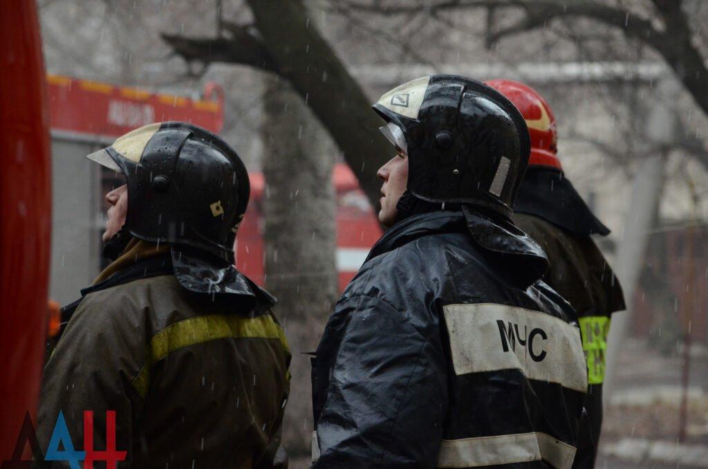Свыше 200 пожаров ликвидировали спасатели ДНР за неделю, фото-1