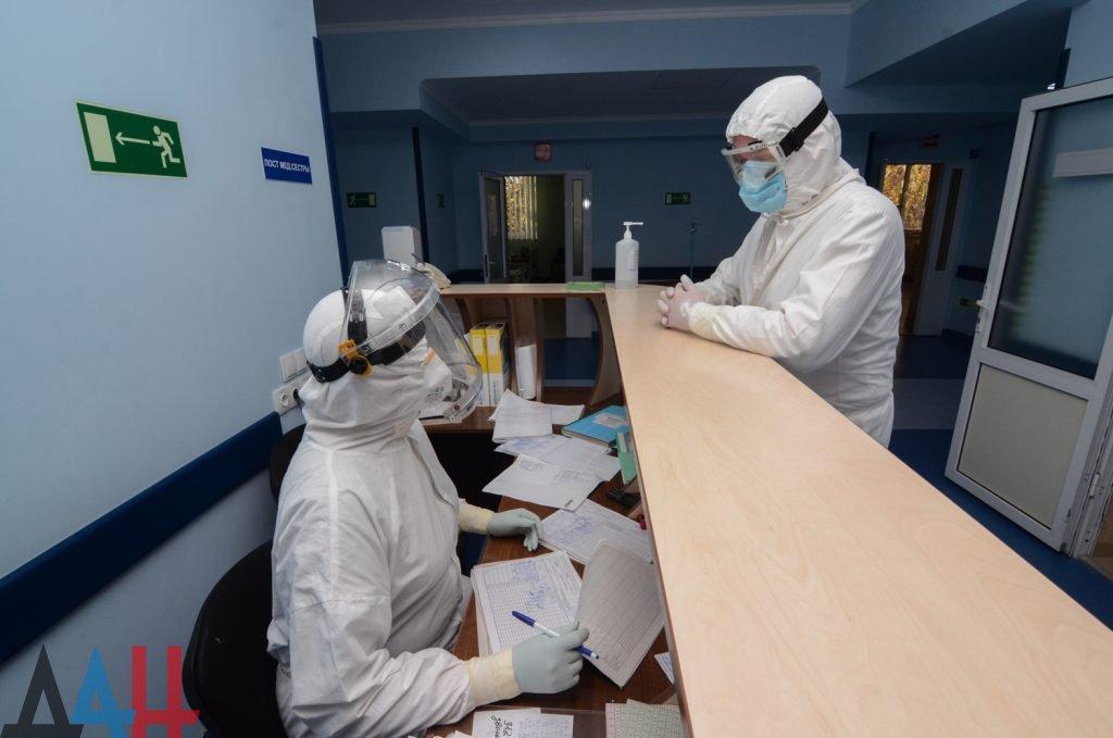 В ДНР с начала пандемии число случаев COVID-19 превысило 32,5 тысячи, фото-1