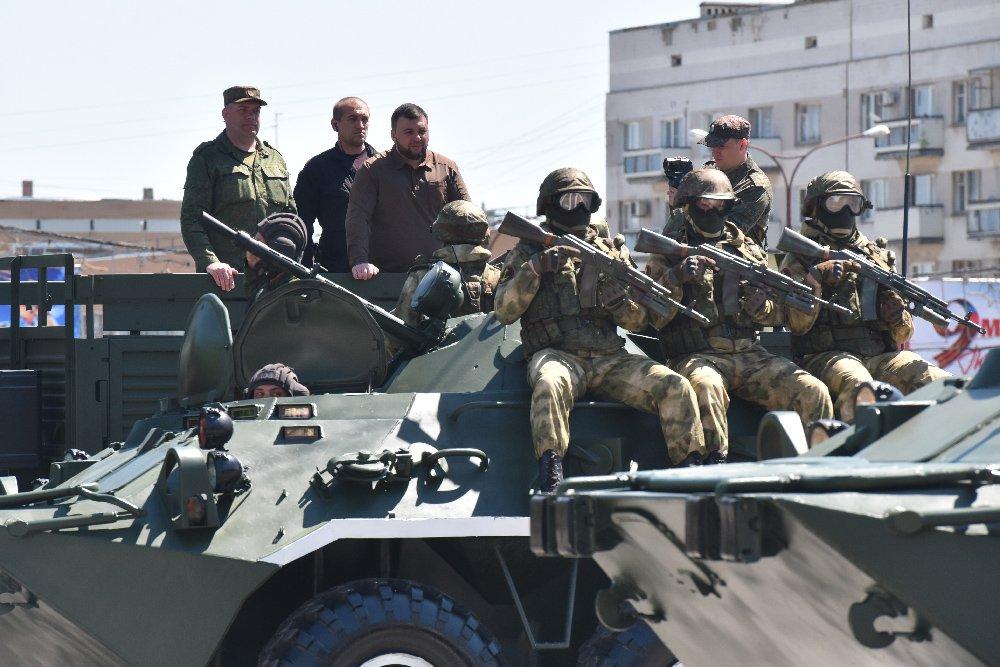 Пушилин заявил, что к Параду Победы 9 мая подразделения ДНР готовы, фото-1
