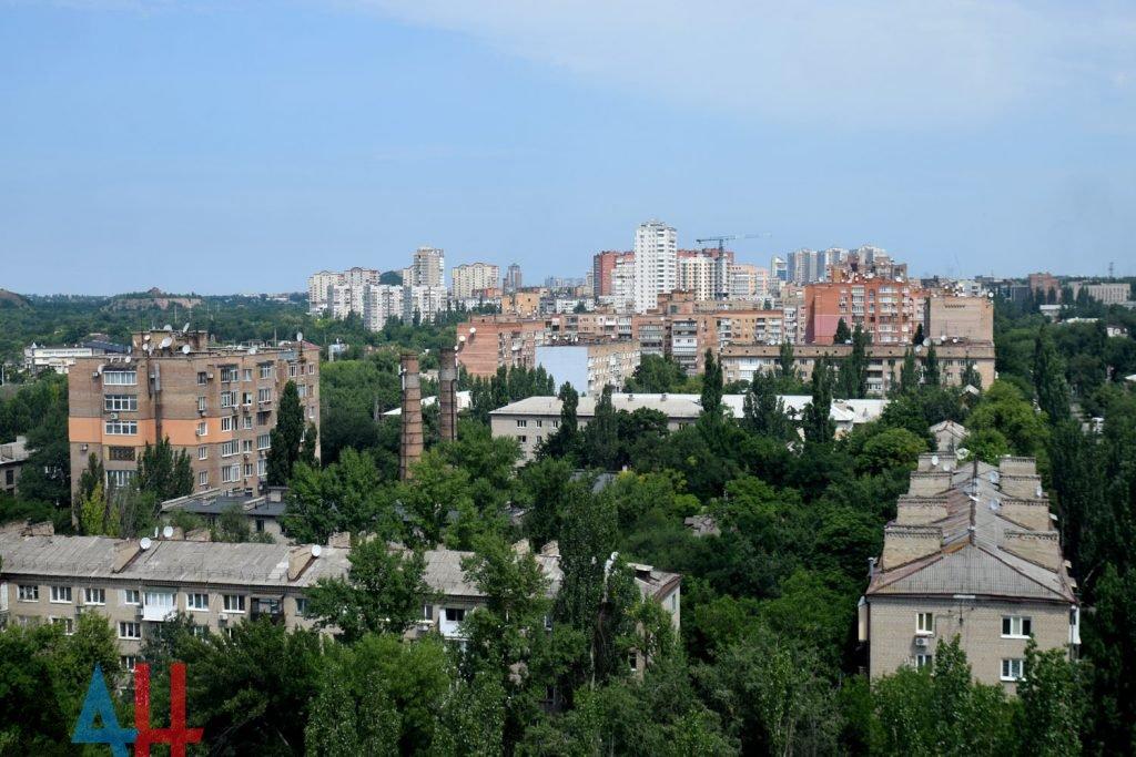 Без перебоев в системе жизнеобеспечения прошли майские праздники в ДНР , фото-1