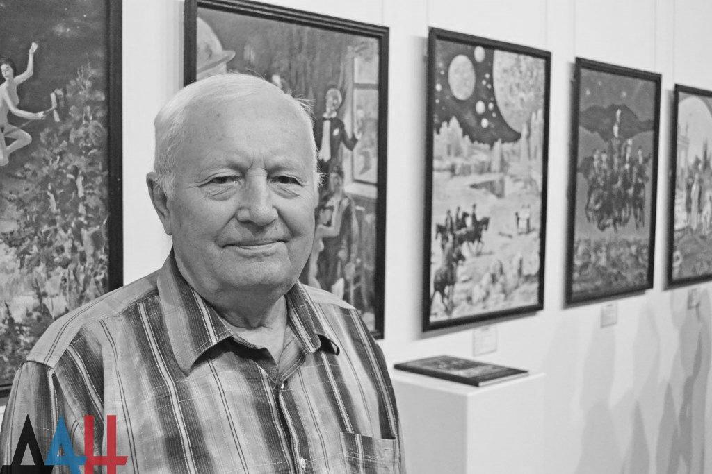 К 85-летию со дня рождения донбасского художника Владимира Шенделя объявлен конкурс в ДНР, фото-1