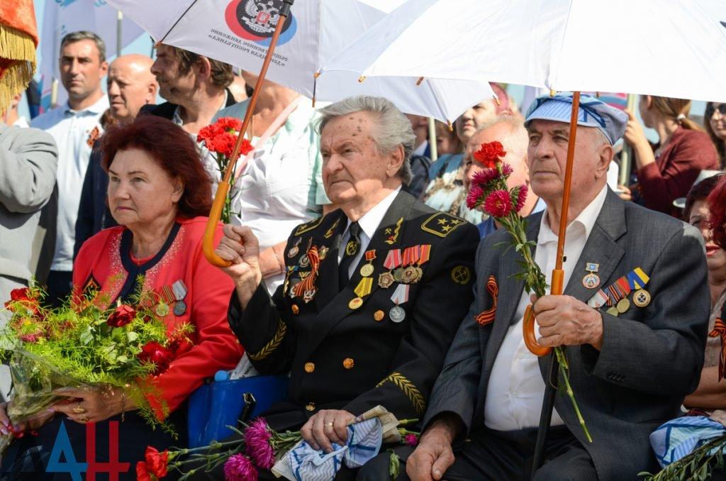 Почти 20 000 человек получили матпомощь ко Дню Победы в ДНР, фото-1
