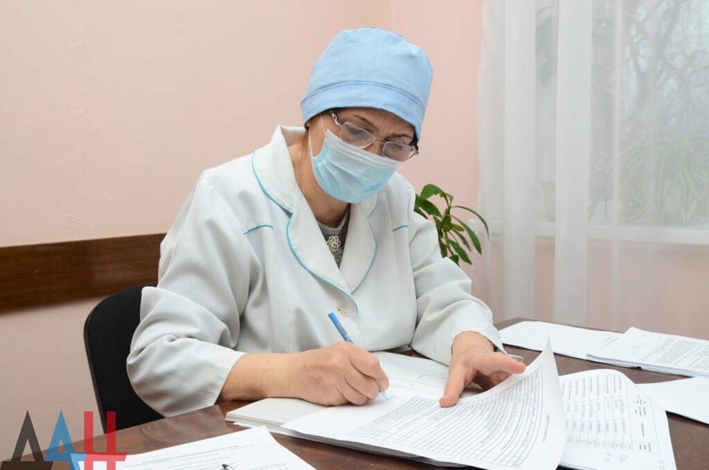В ДНР за сутки зарегистрировано более 200 случаев COVID-19, фото-1