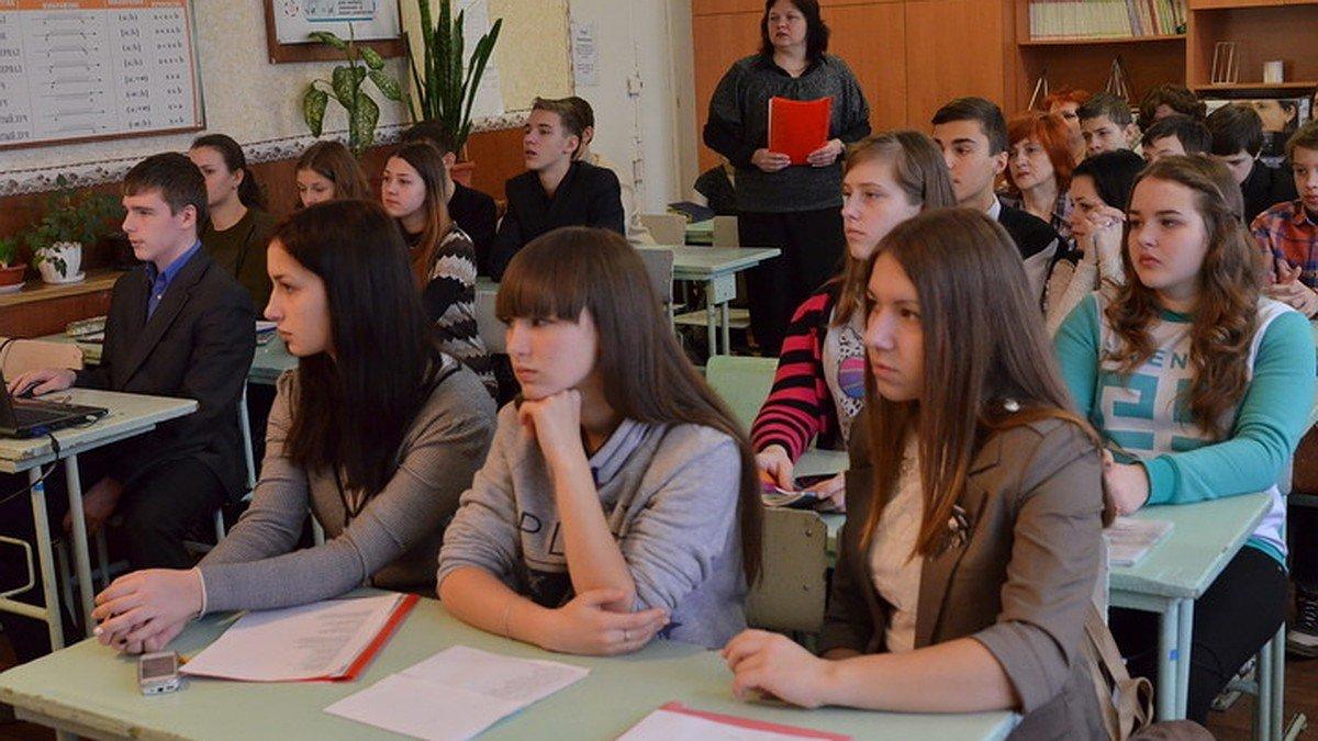 В школах ДНР впервые началась сдача Единого государственного экзамена , фото-1