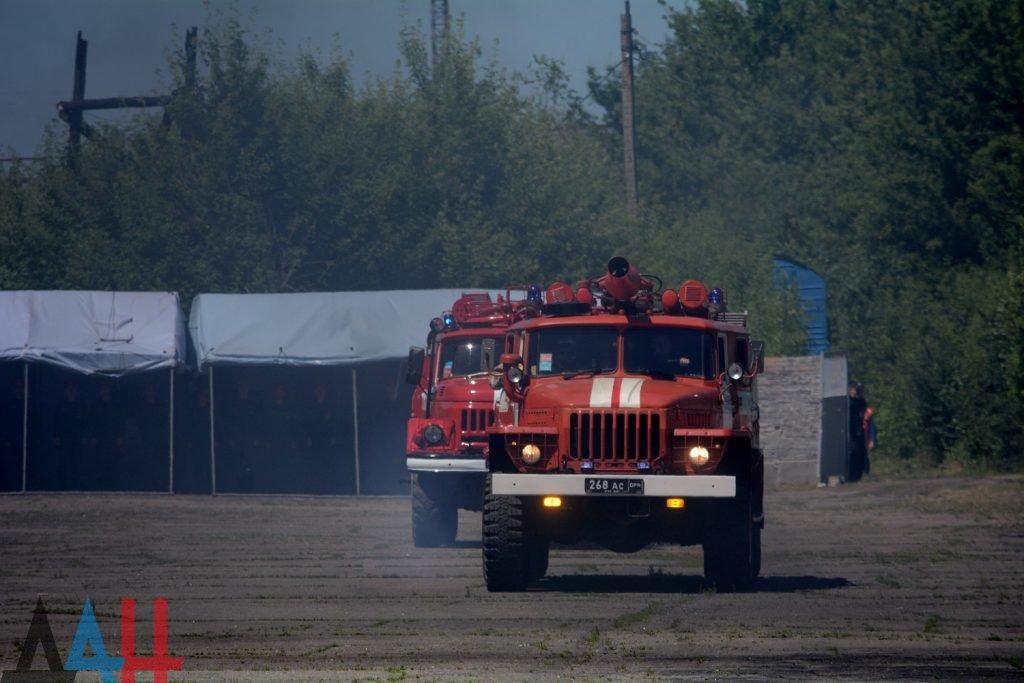 О гибели трех человек за неделю при пожарах и на водоемах сообщило МЧС ДНР, фото-1
