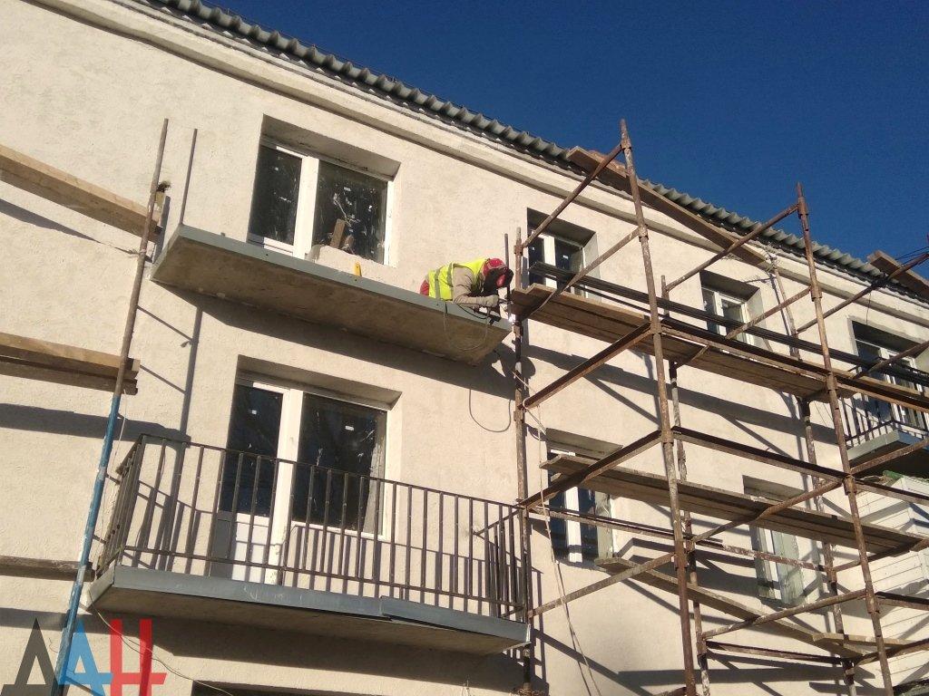 Более 60 многоквартирных домов отремонтируют в ДНР по программе правительства в 2021 году , фото-1