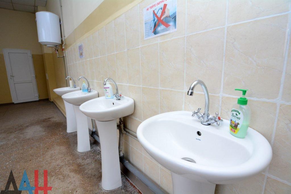 В связи с ремонтом на фильтровальной станции водоснабжение Донецка сократится более чем на треть , фото-1