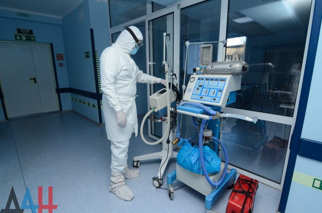В ДНР за сутки диагностирован COVID-19 у 230 человек , фото-1