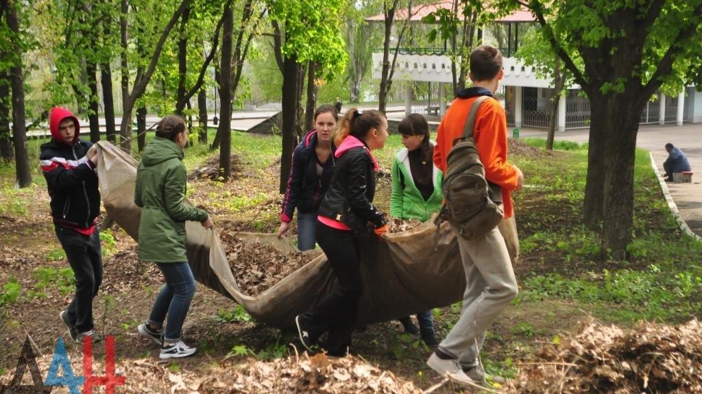Школьники ДНР во время летних каникул могут заработать почти 10 тысяч рублей в месяц, фото-1
